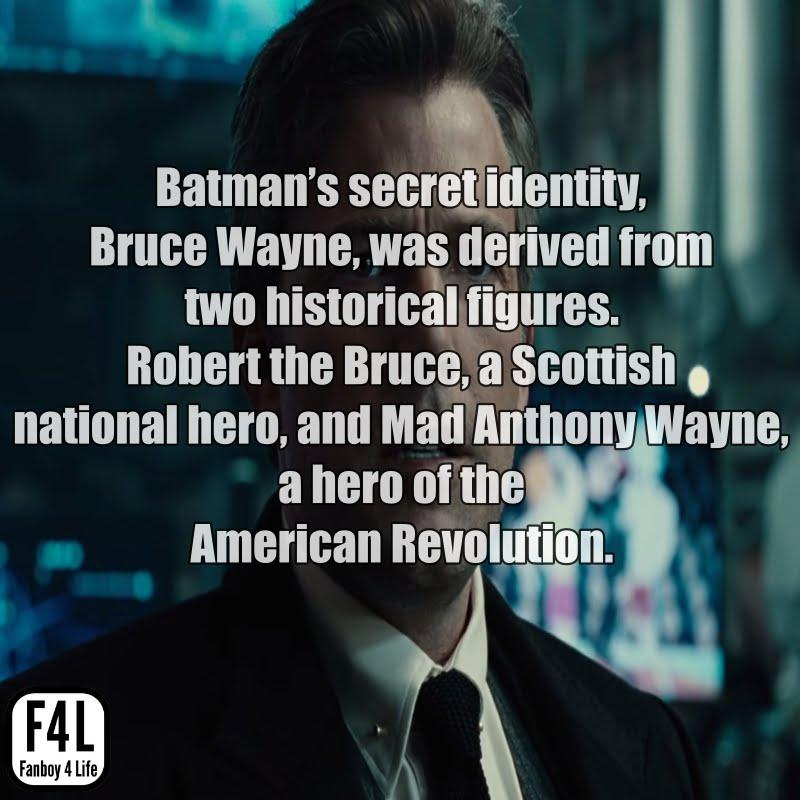 The Batman Fact