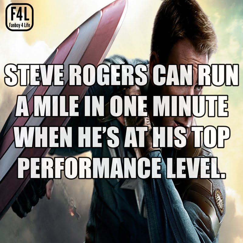 Captain America: 15 Awesome Facts 4
