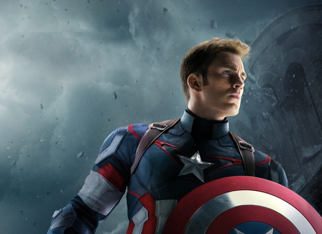 Captain America: 15 Awesome Facts 5