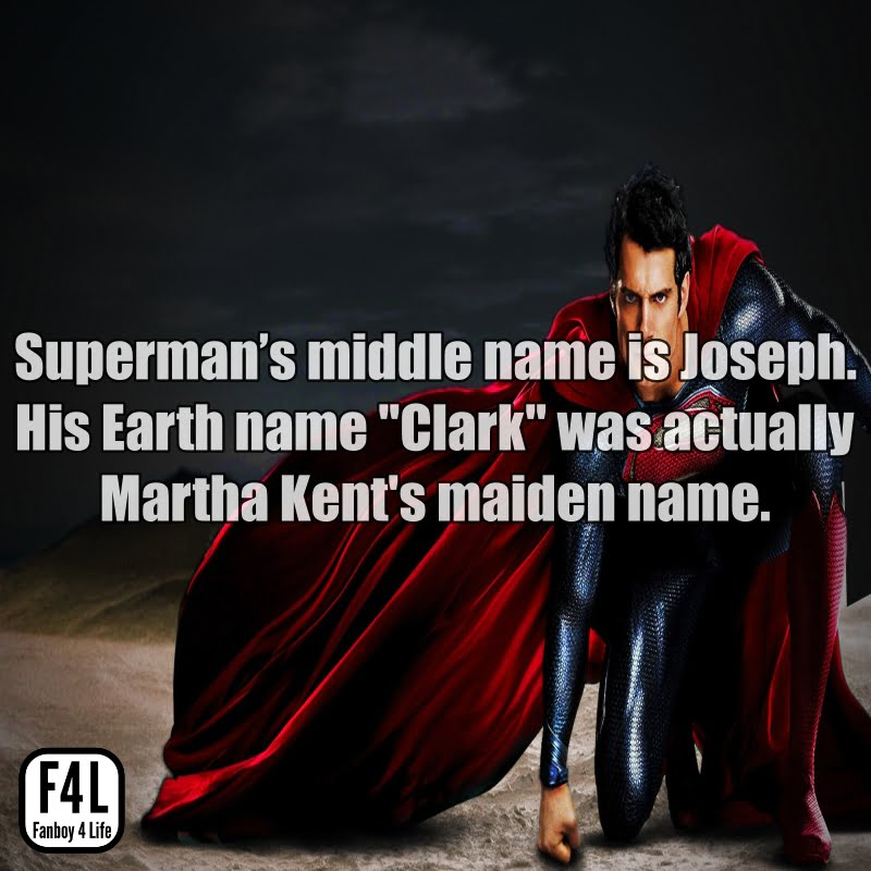 Superman: 15 Fascinating Facts 1