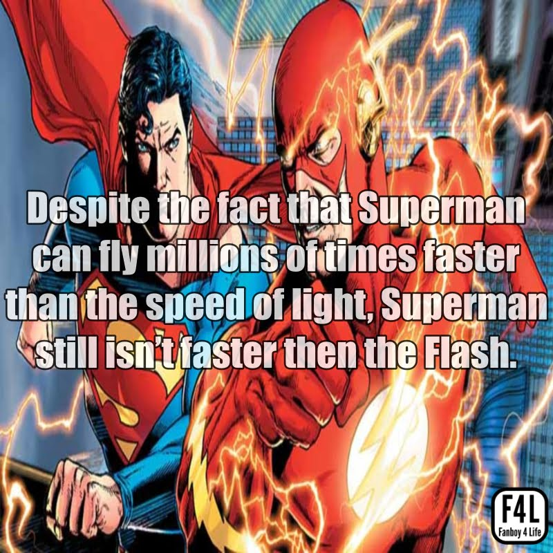 Superman Fact