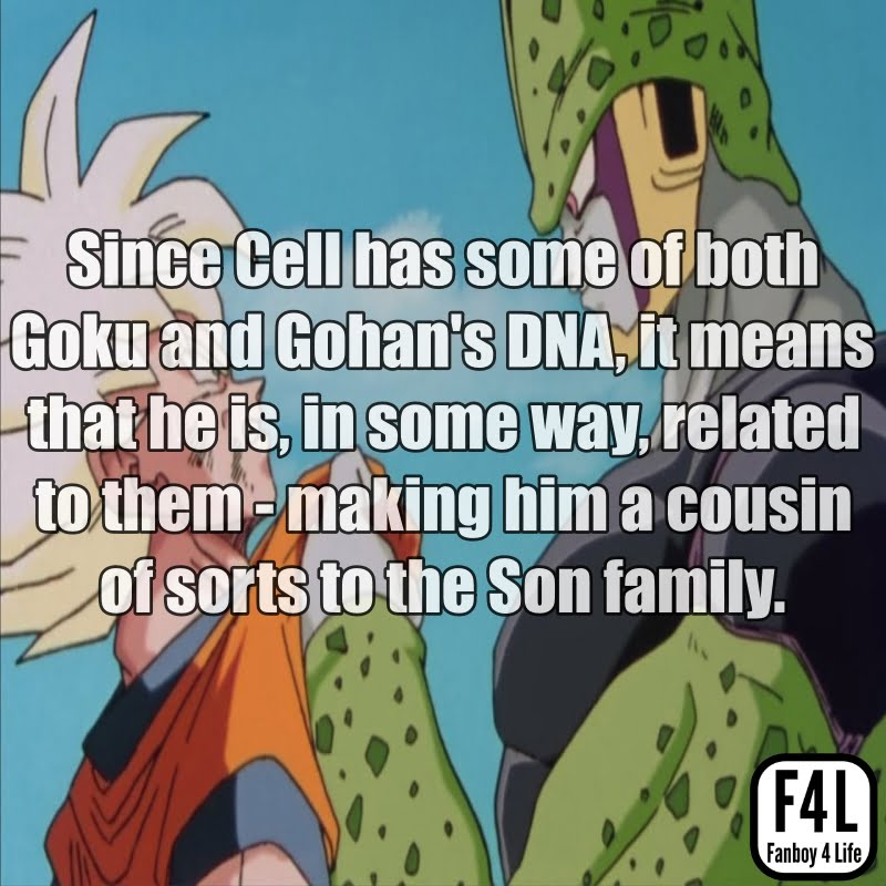 Goku: 15 Awesome Facts 7