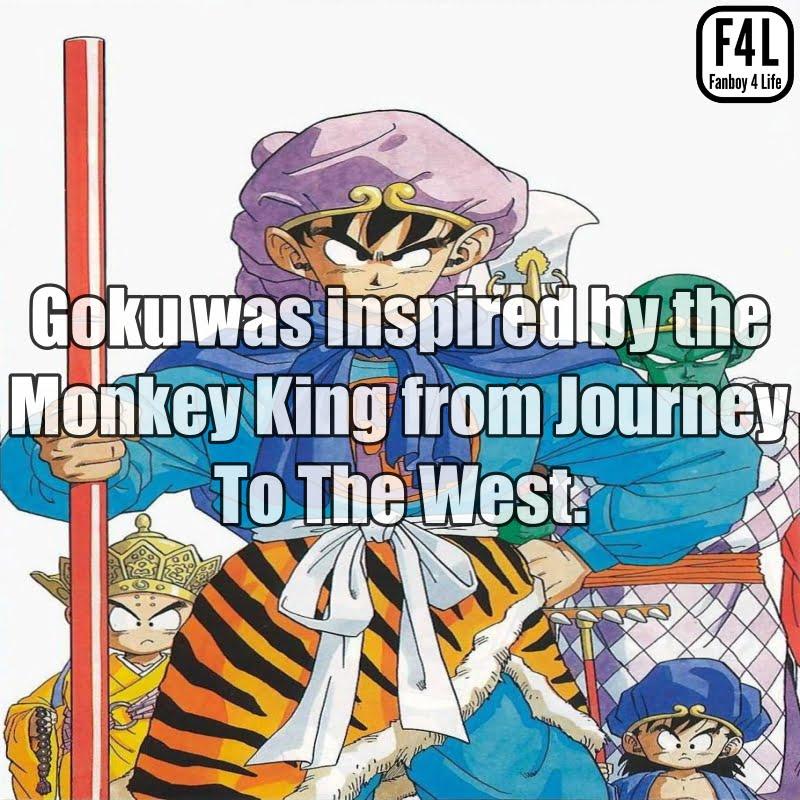 Goku Fact
