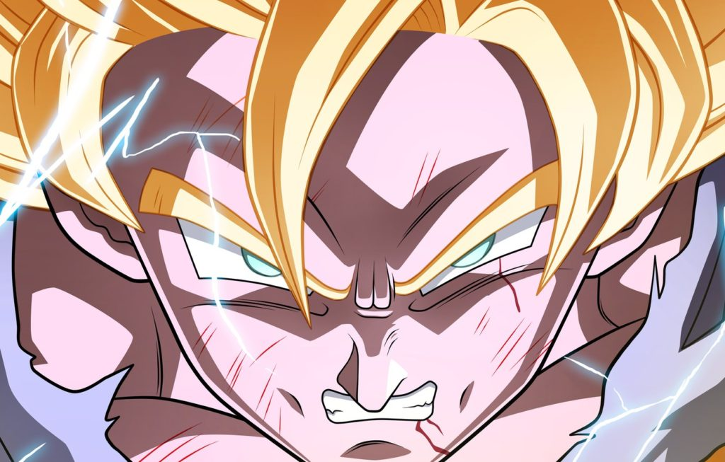 Goku: 15 Awesome Facts 8