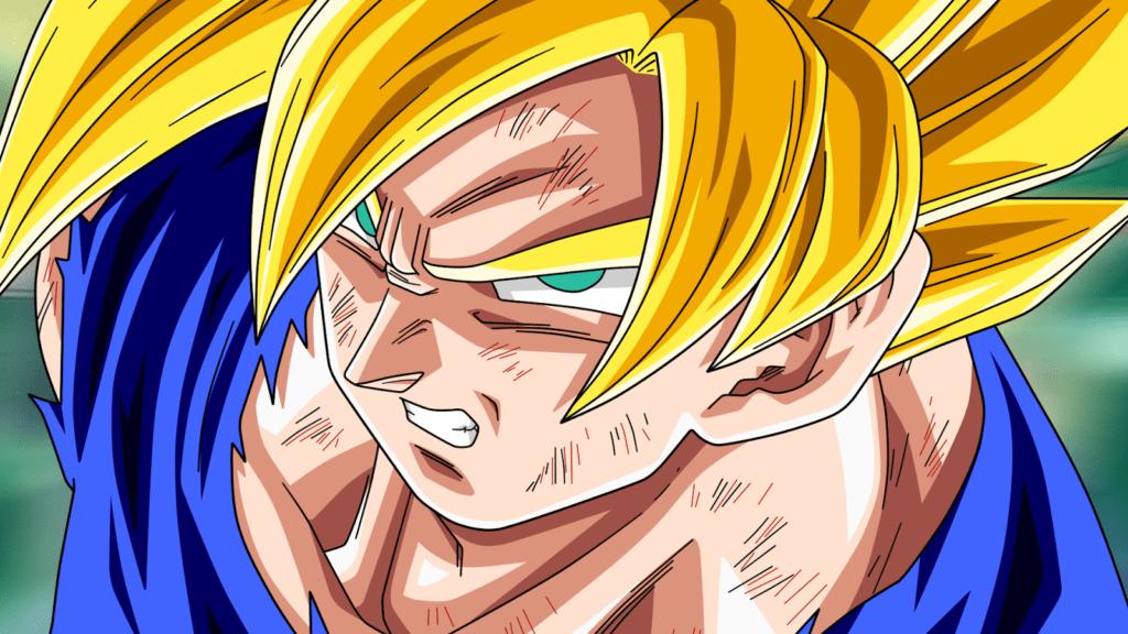 Goku: 15 Awesome Facts 1
