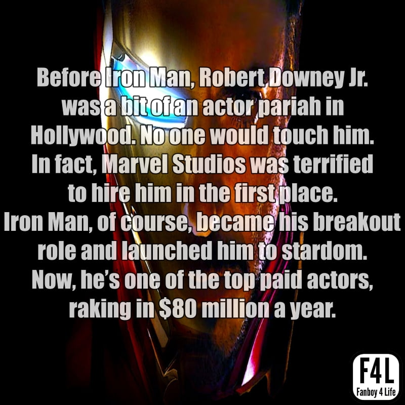 Iron Man: 15 Awesome Facts 2