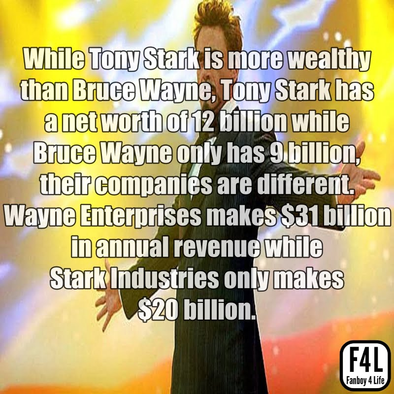 Iron Man: 15 Awesome Facts 3