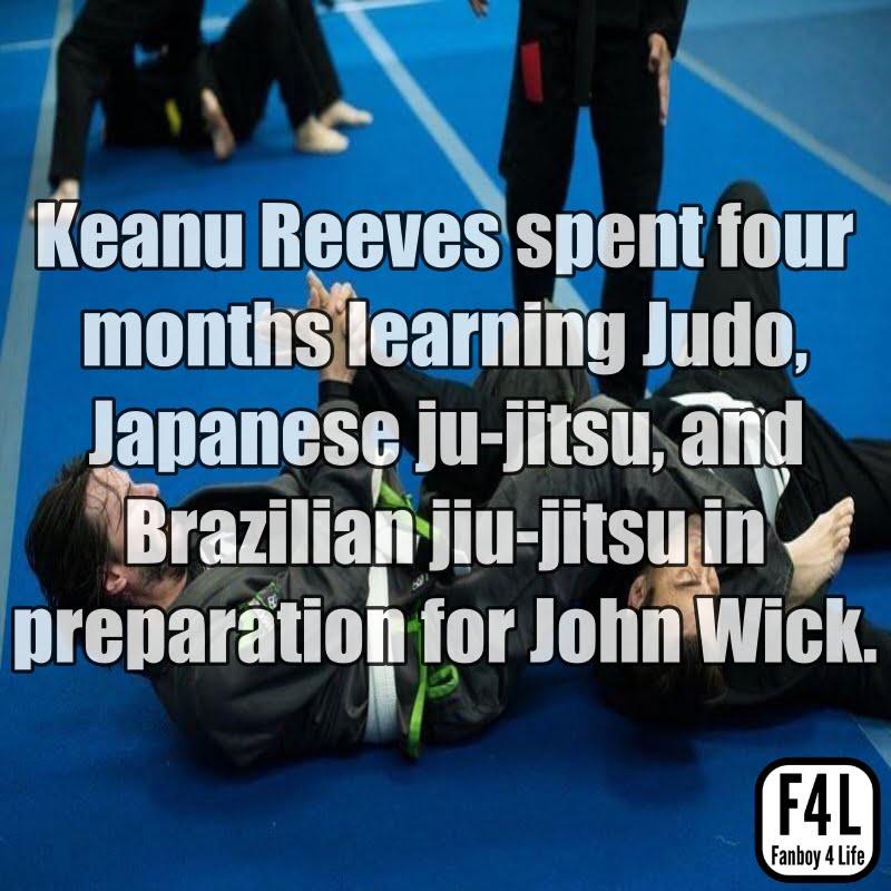 John Wick: 15 Incredible Facts 4