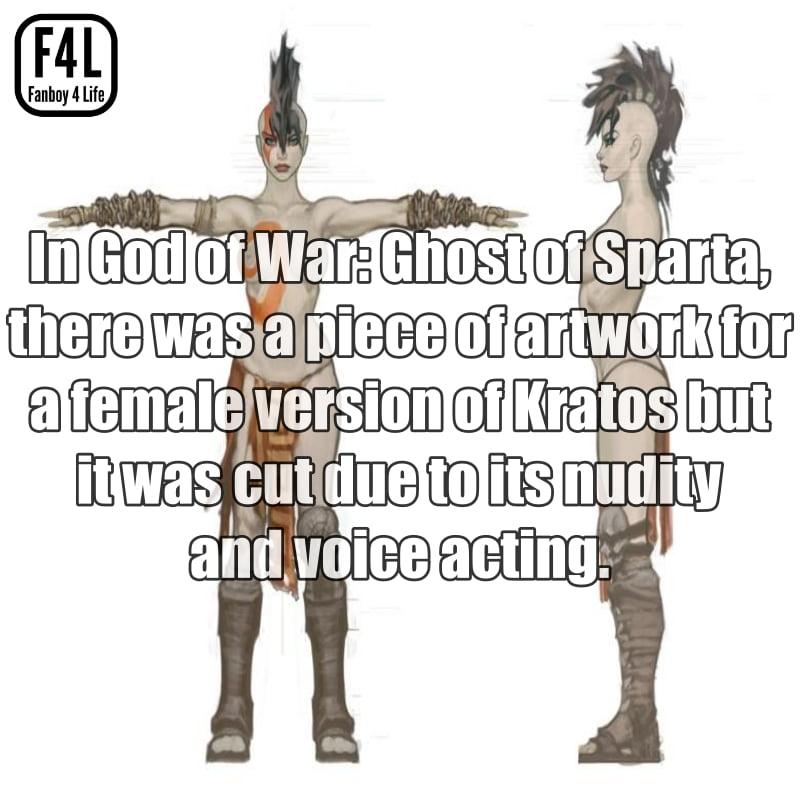 Kratos: 15 Amazing Facts 4