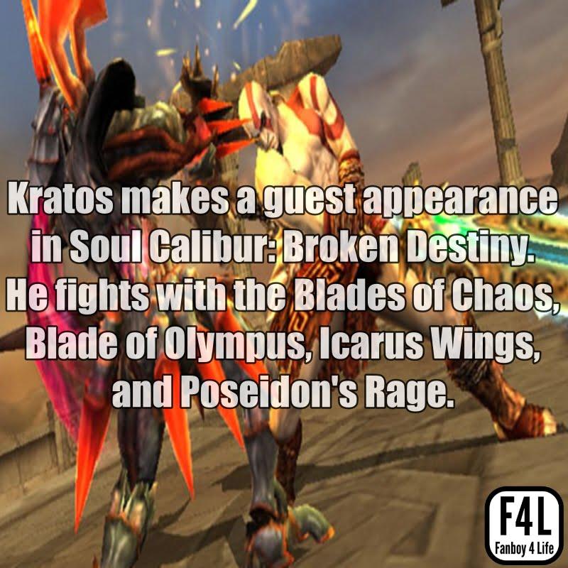 Kratos: 15 Amazing Facts 6