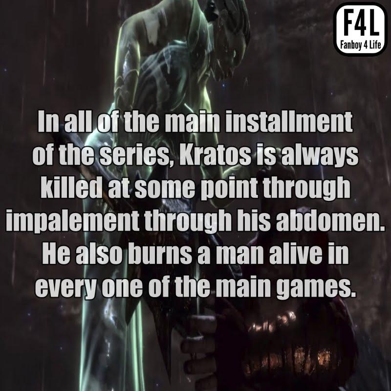 Kratos: 15 Amazing Facts 7