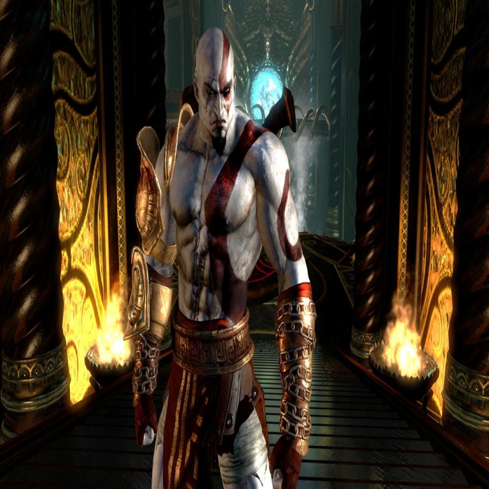 Kratos: 15 Amazing Facts 1