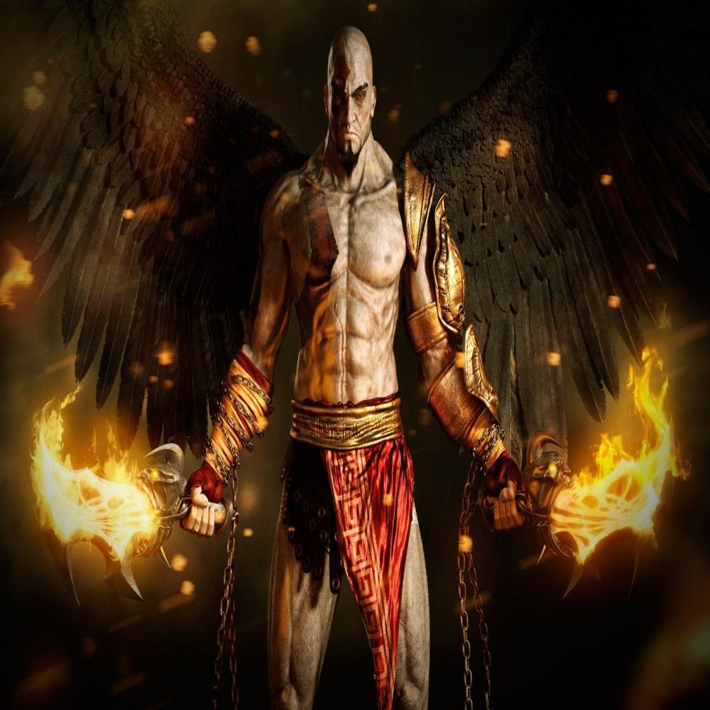 Kratos: 15 Amazing Facts 2