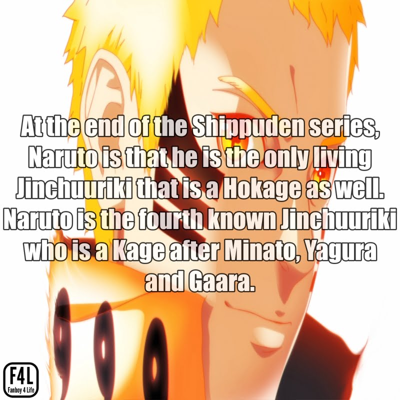 Naruto Facts