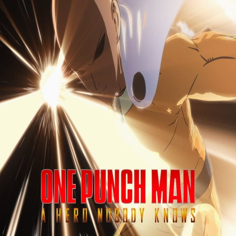 One Punch Man: A Hero Nobody Knows – Official Trailers