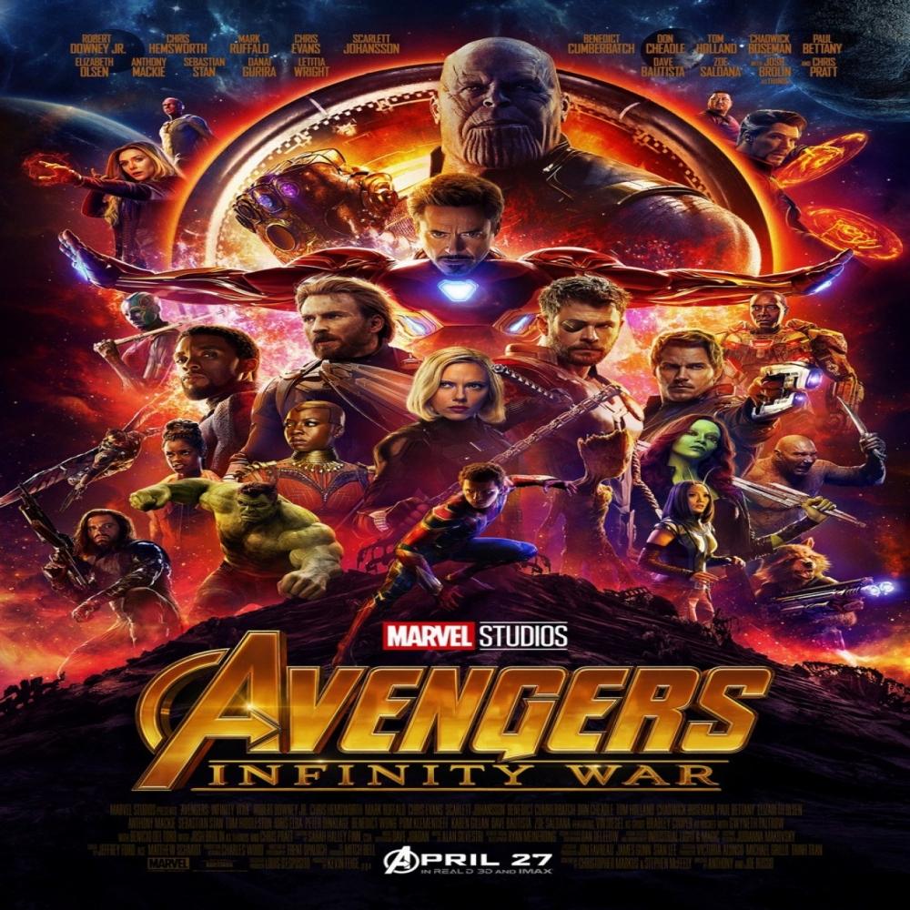 Avengers Infinity War  Movies