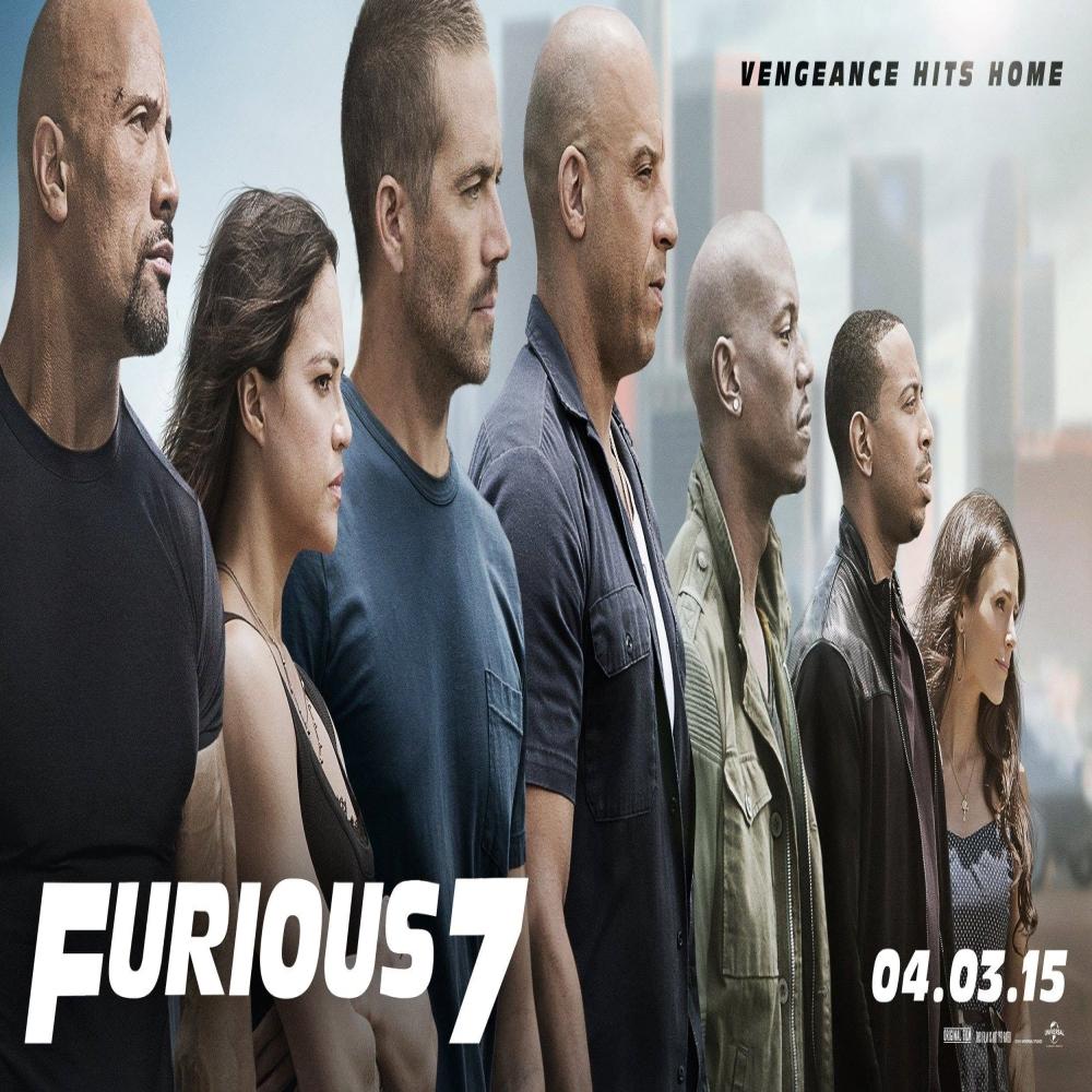 Furious 7  Movies