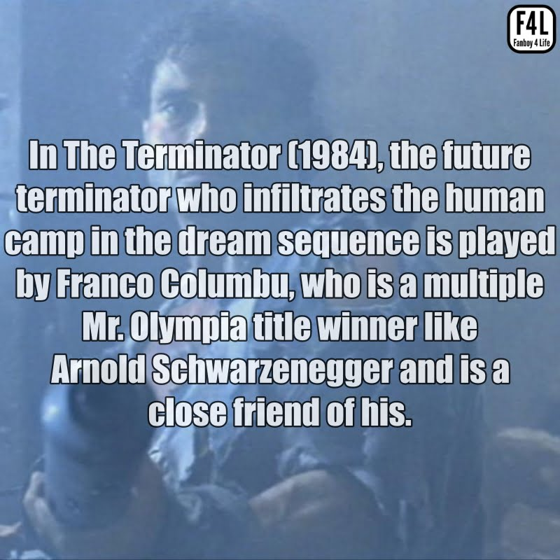 The Terminator (T-800): 15 Fascinating Facts 4