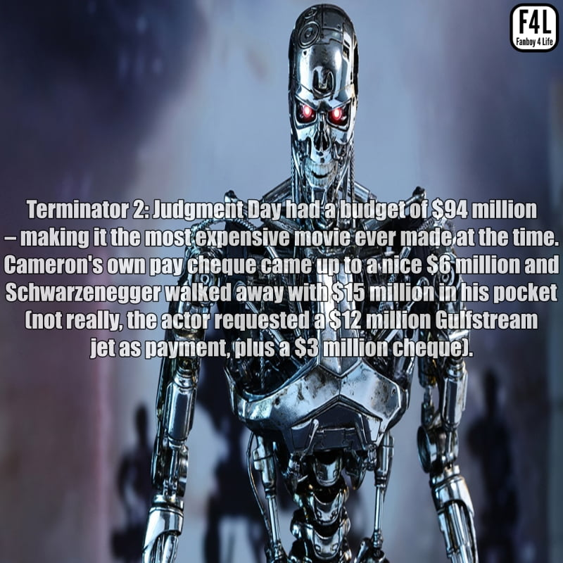 The Terminator (T-800): 15 Fascinating Facts 7