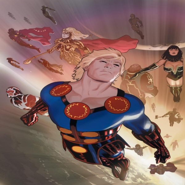 The Eternals: 15 Fascinating Facts