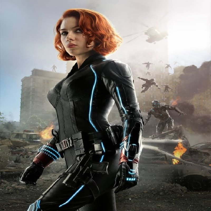 Black Widow: 15 Fascinating Facts 1