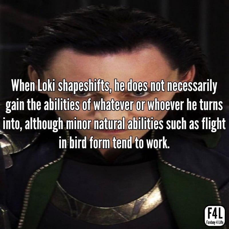 Loki: 20 Fascinating Facts 6