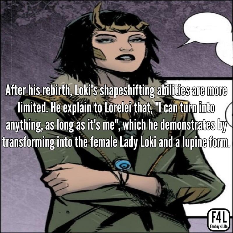 Loki: 20 Fascinating Facts 8