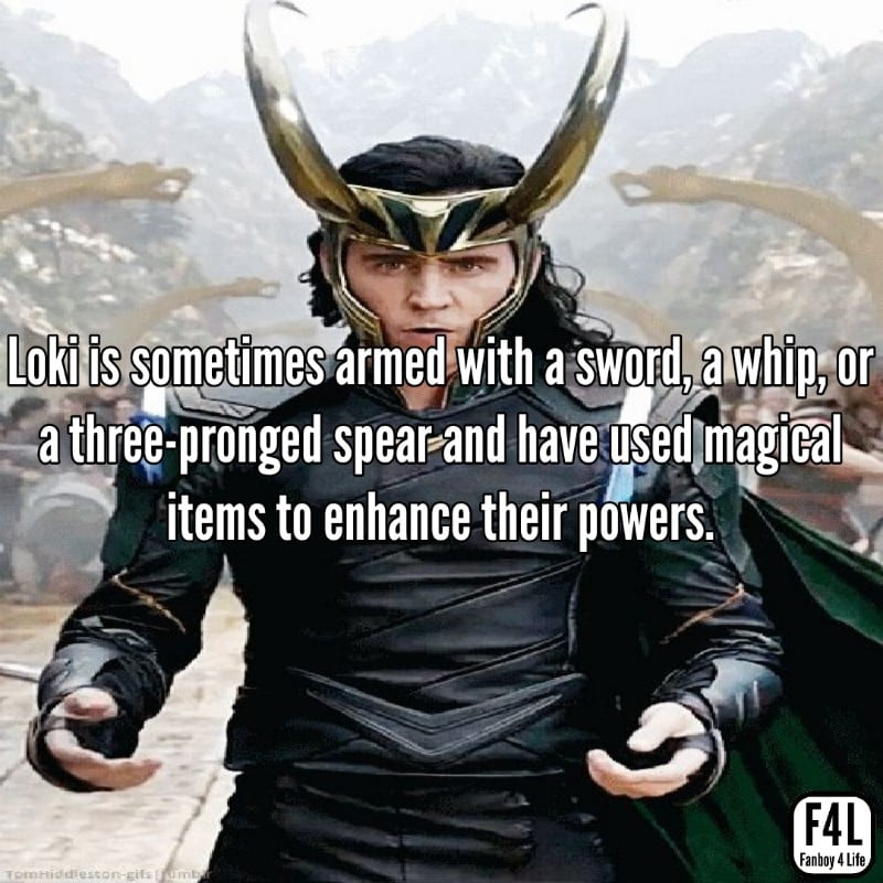 Loki: 20 Fascinating Facts 12