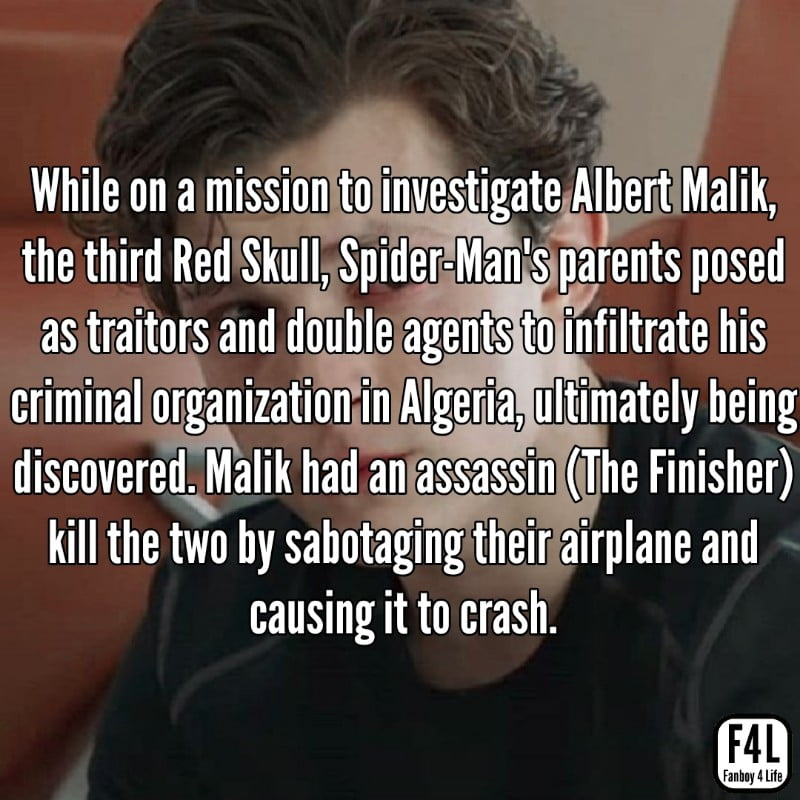 Spider-Man: 20 Amazing Facts 5