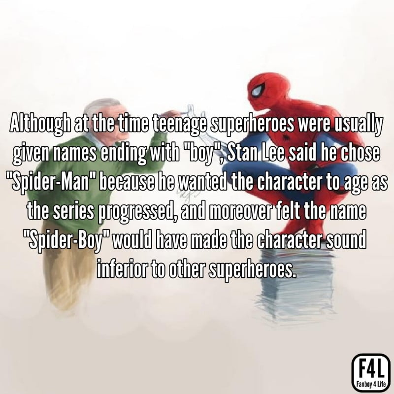 Spider-Man: 20 Amazing Facts 8