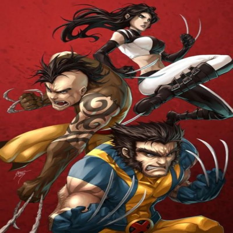 Wolverine and kids