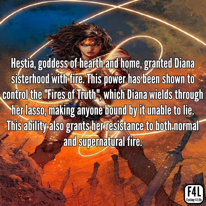 Wonder Woman: 30 Incredible Facts 8