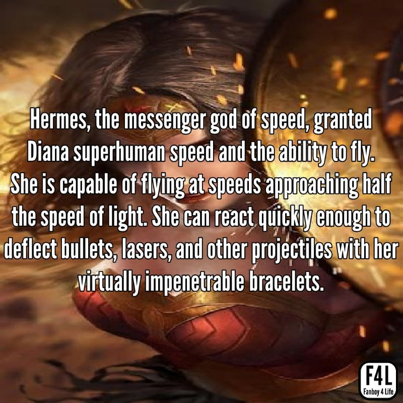 Wonder Woman: 30 Incredible Facts 9