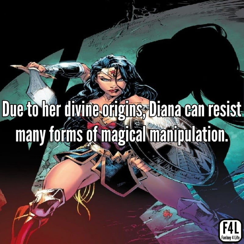 Wonder Woman: 30 Incredible Facts 10