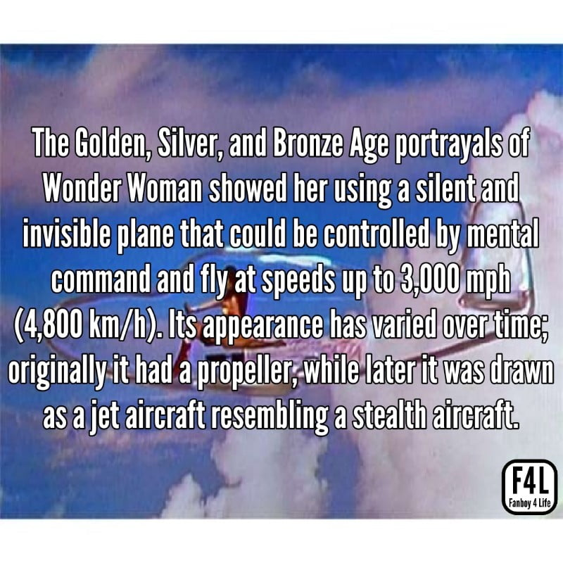 Wonder Woman: 30 Incredible Facts 12