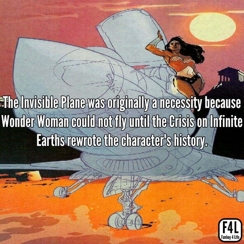 Wonder Woman: 30 Incredible Facts 13