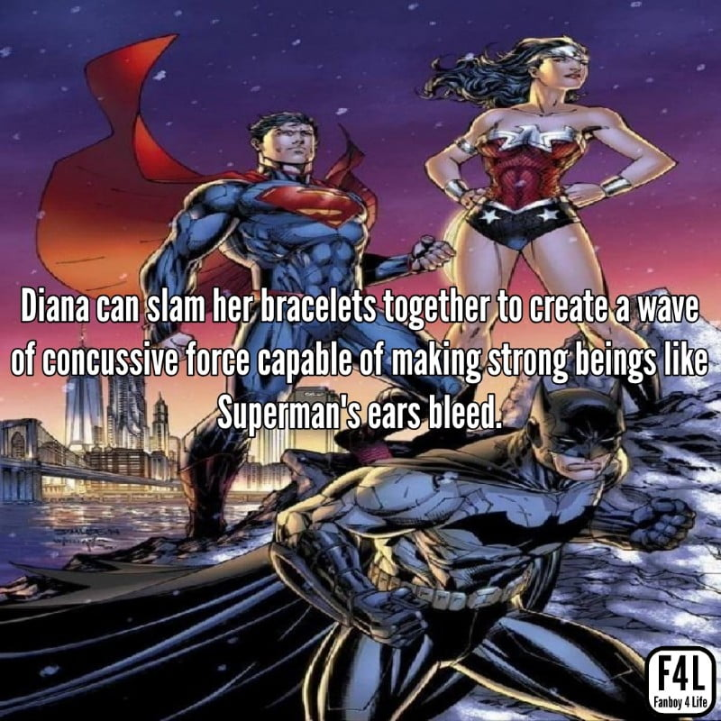 Wonder Woman: 30 Incredible Facts 16