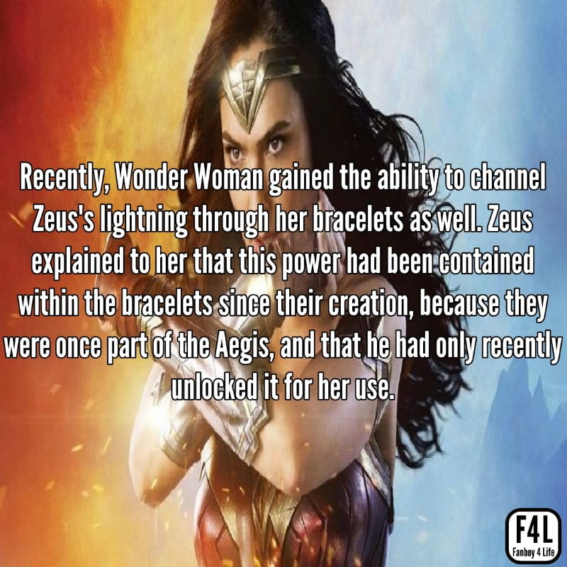 Wonder Woman: 30 Incredible Facts 17