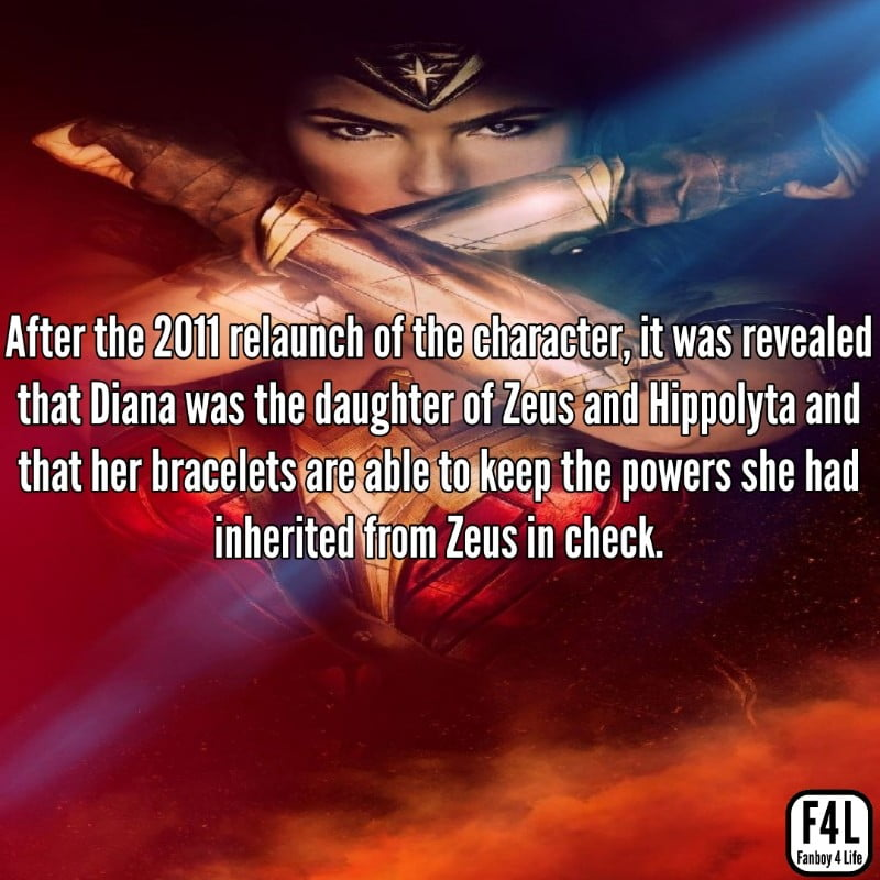 Wonder Woman: 30 Incredible Facts 18
