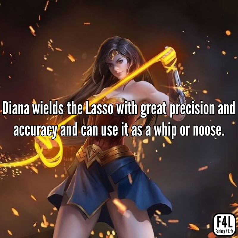 Wonder Woman: 30 Incredible Facts 21