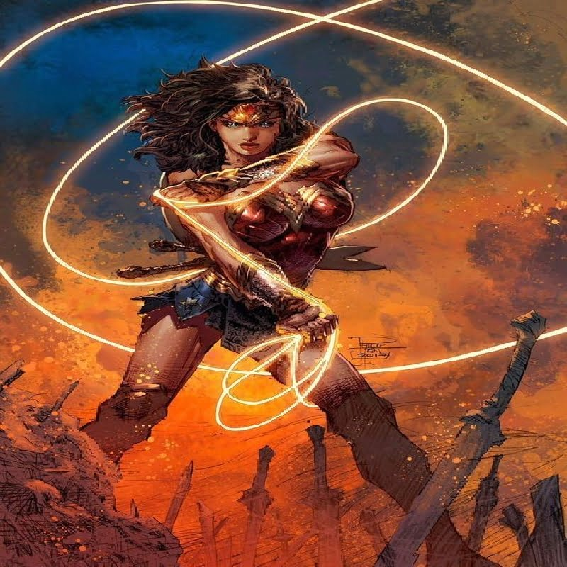 Wonder Woman: 30 Incredible Facts 3