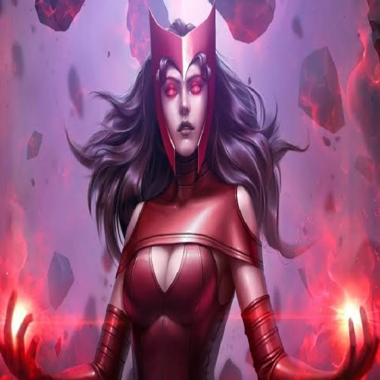 Scarlet Witch: 15 Spellbinding Facts