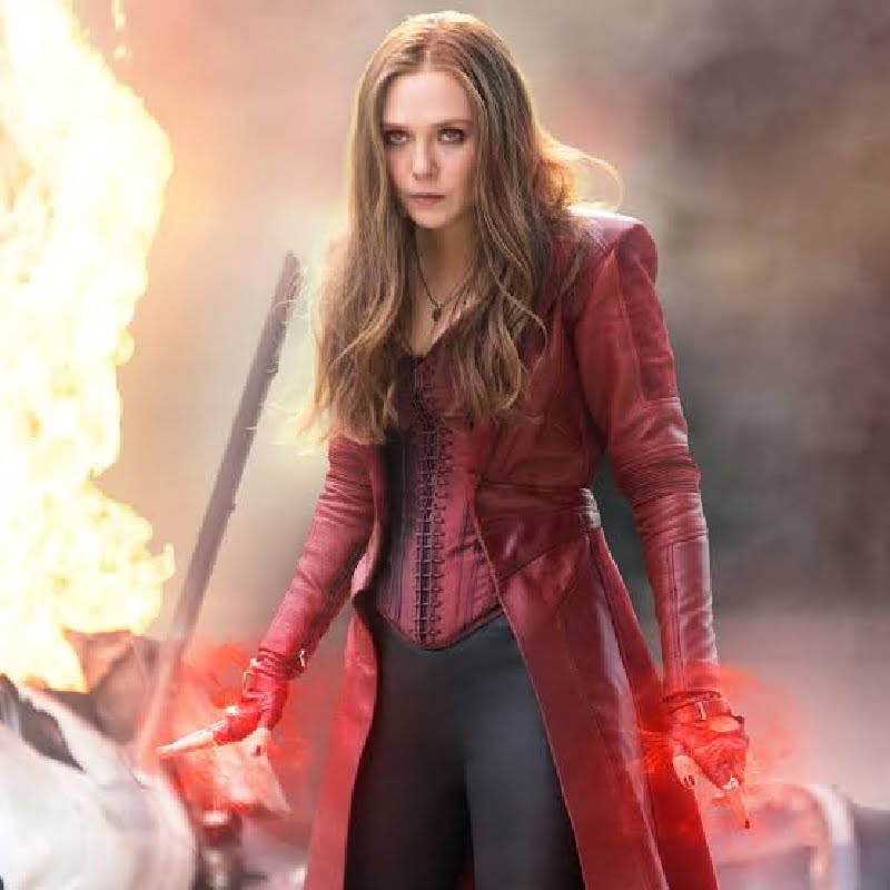 MCU Scarlet Witch Facts