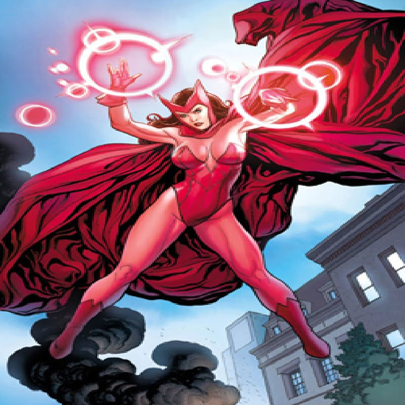 Marvel Scarlet Witch Facts