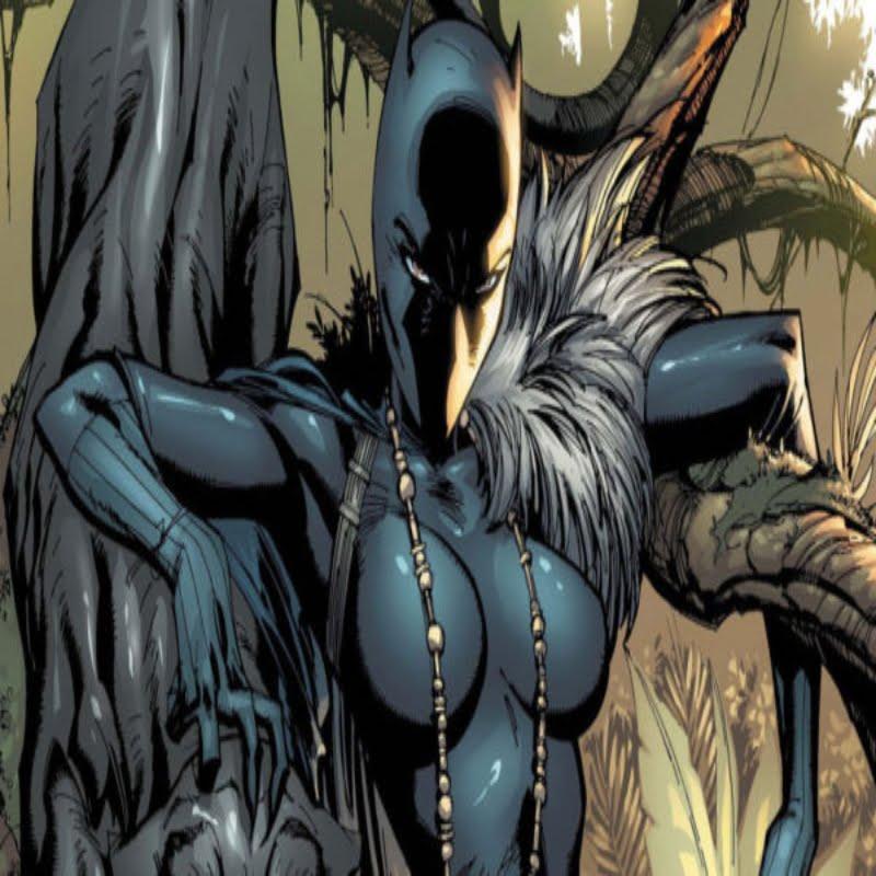 Shuri as the Black Panther