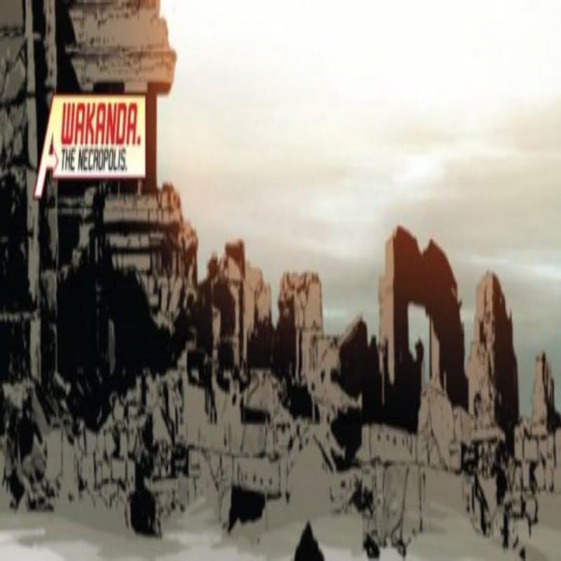 Black Panther in Necropolis