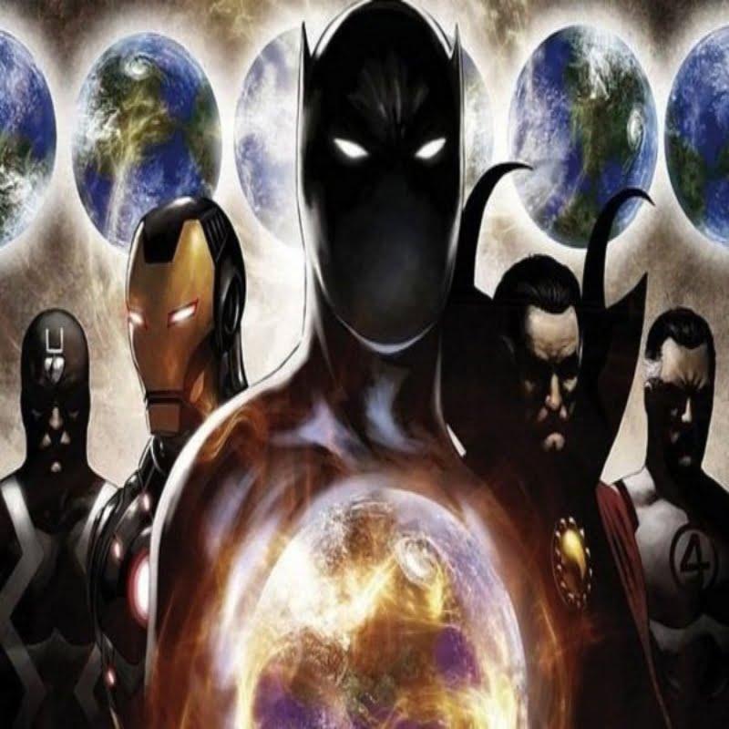 Black Panther in the Illuminati