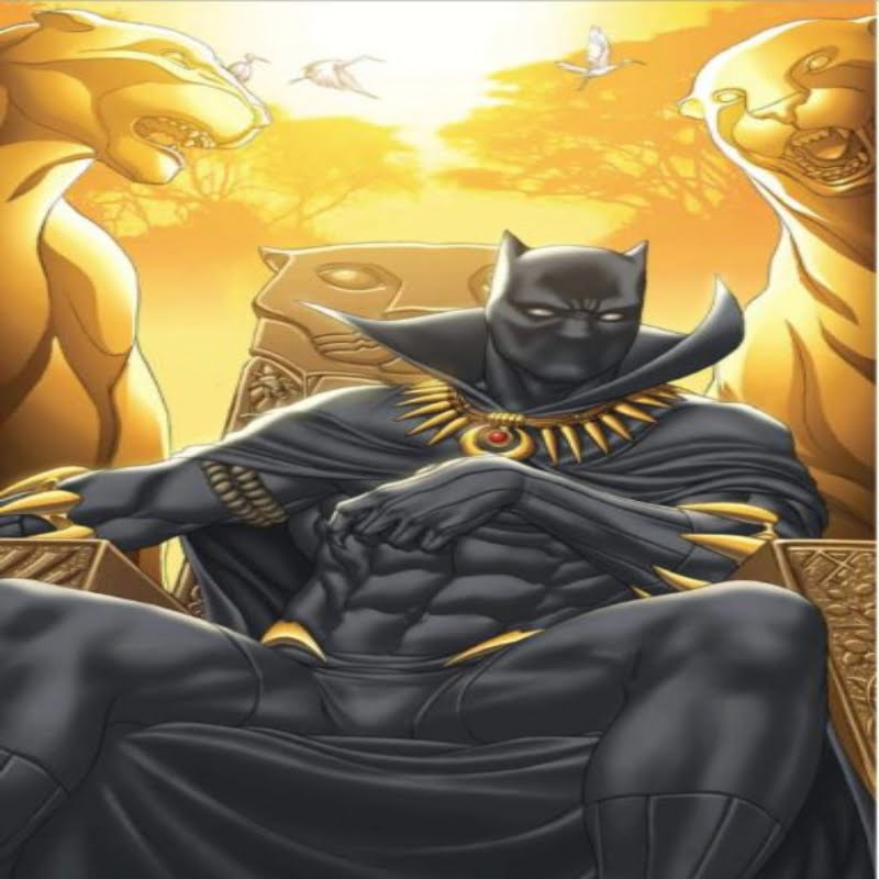 Black Panther ceremony