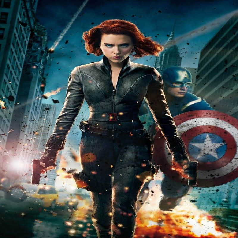 Black Widow in Avengers Assemble