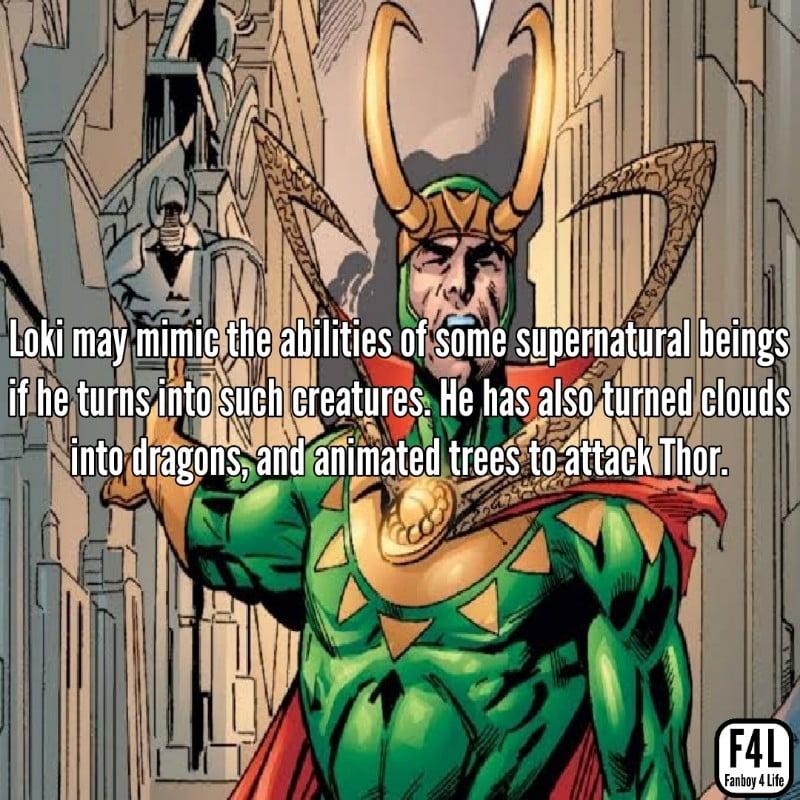 Loki: 20 Fascinating Facts 7